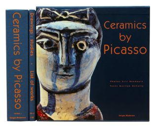 Ceramics by PICASSO. Marilyn McCully