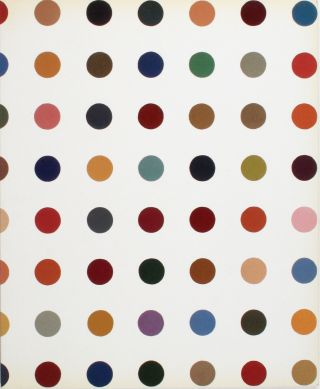 Damien Hirst. London. Institue of Contemporary Arts, Jay Jopling, Sophie Calle, Charles Hall