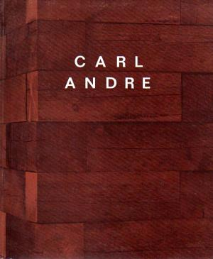CARL ANDRE. NEW YORK. GUGGENHEIM