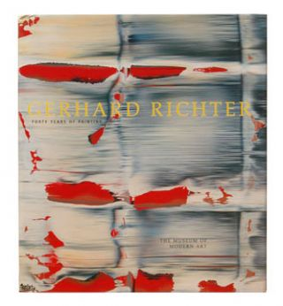 GERHARD RICHTER: Forty Years of Painting. Robert Storr, New York. Museum of Modern Art.